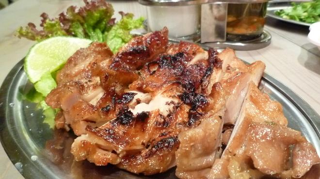 TARUTARU - 料理写真:【ガイヤーン】大人気!お酒にも良く合うタイの焼き鳥
