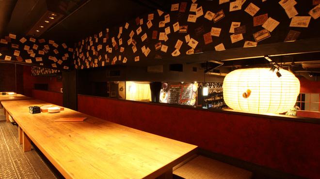 ベルサイユの豚 - 内観写真:秘密のロフト席!お早めに!