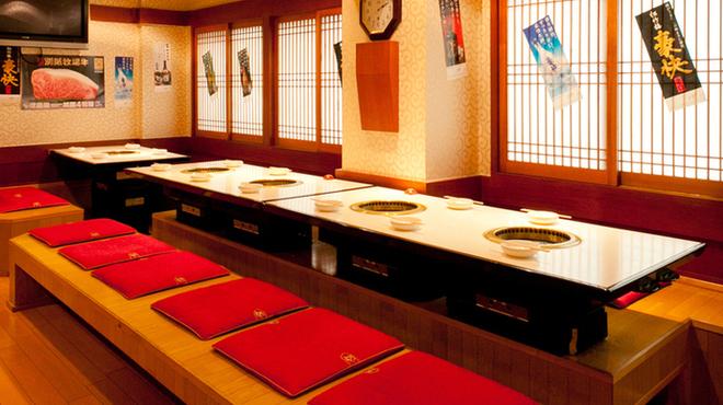 焼肉ケナリ - 内観写真:店内写真