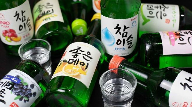 韓国ダイニング まにぽぽ - メイン写真: