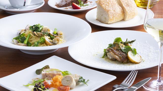 イタリア料理 リストランテ フィッシュボーン - メイン写真: