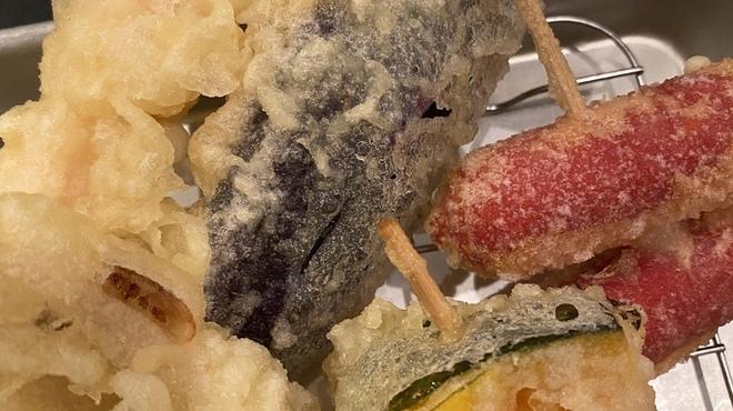 天ぷら・鉄板焼酒場 しん家 - 料理写真: