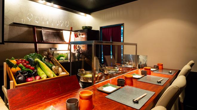 自然野菜 × 天ぷら 割烹 みつい - メイン写真: