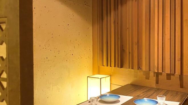 魚とごはん つき灯り - メイン写真: