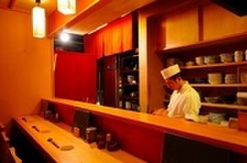天ぷら豊樹 - 内観写真: