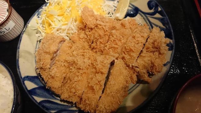 沖縄とんかつ食堂しまぶた屋 - 料理写真: