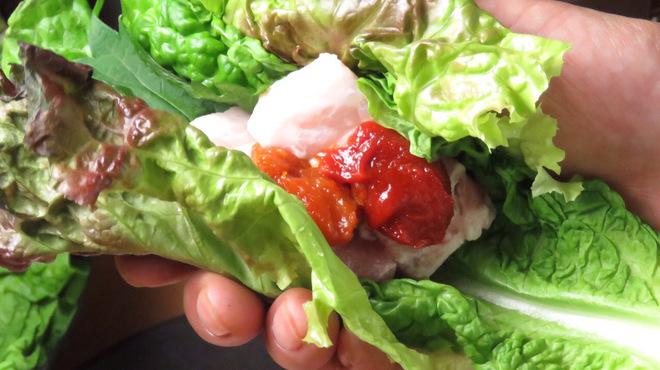 ギョプる。 - 三宮(神戸市営)(韓国料理)の写真2