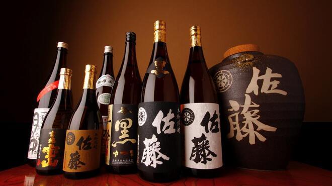 神田 味喜庵 - 料理写真:お薦めの焼酎