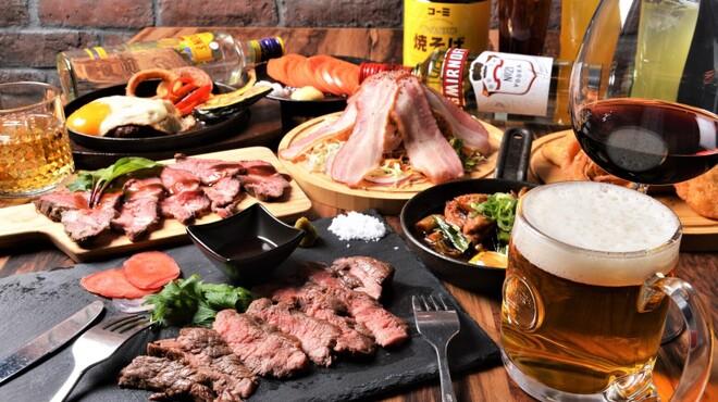 肉とハイボール KB HOUSE - メイン写真: