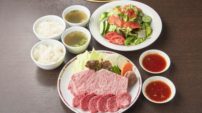 焼肉処 一品一会 - 料理写真:柑子コース