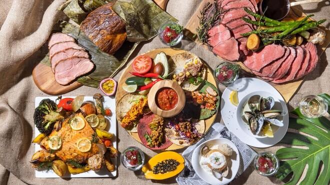 カフェトスカ - 料理写真:パシフィックキュイジーヌ フェア