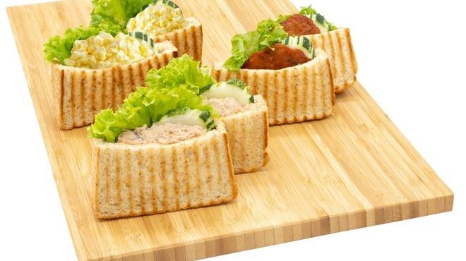 Ya Kun Kaya Toast - 料理写真: