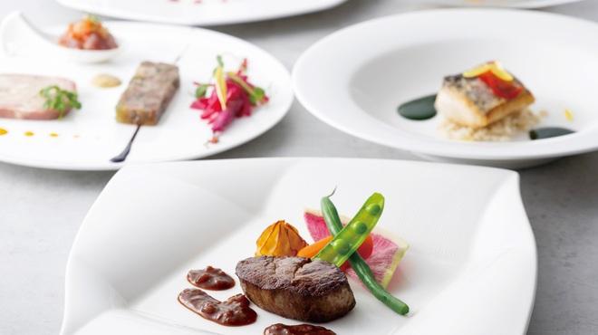 レストラン フィオーレ - 料理写真:Soleil ¥4,070
