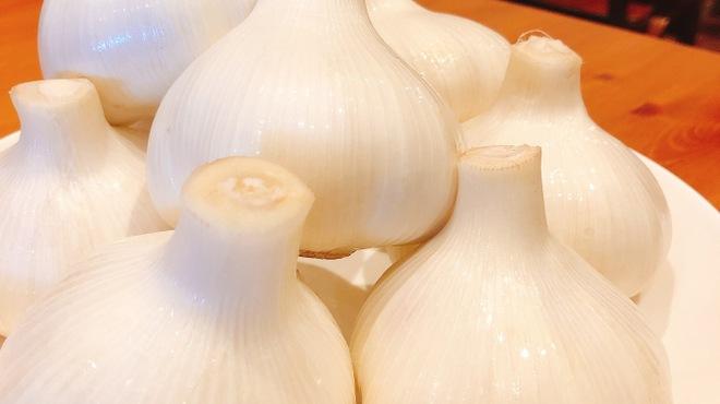 Garlic x Garlic Kitchen - メイン写真: