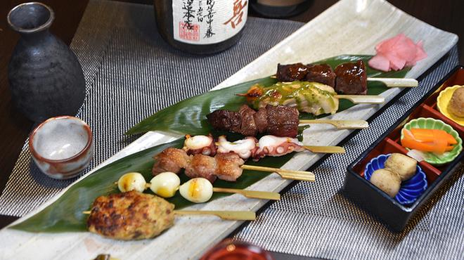 和ダイニング 天樹 - 料理写真:【炭火串焼き・お寿司始めました】