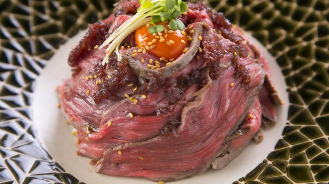 近江牛 焼肉 囘 - メイン写真: