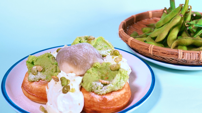 DIORAMA CAFE - 料理写真: