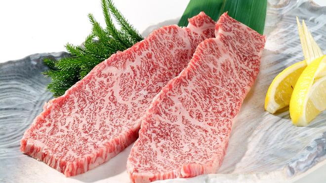陽山道 - 料理写真:神戸牛使用の稀少部位 「カイノミ」