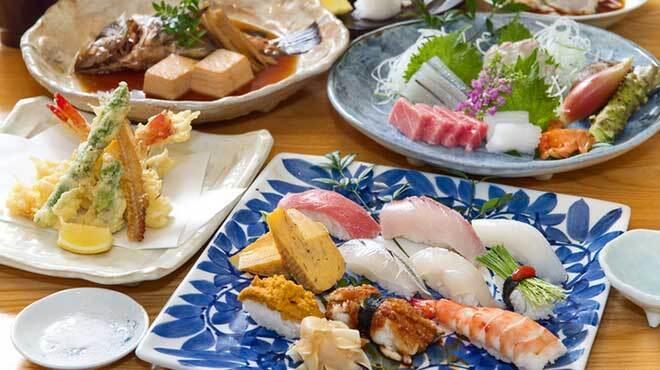 寿司じんかく - メイン写真: