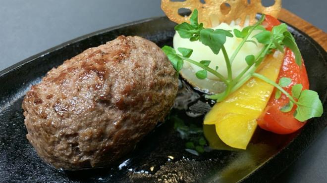 Beef Junkie(ビーフジャンキー) - 伏見(ハンバーグ)の写真1