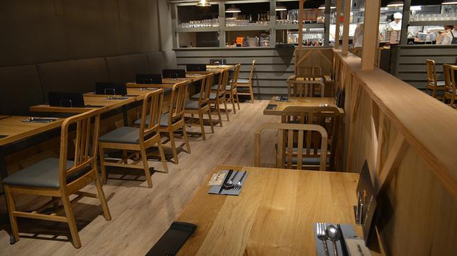 マンゴツリーカフェ - メイン写真: