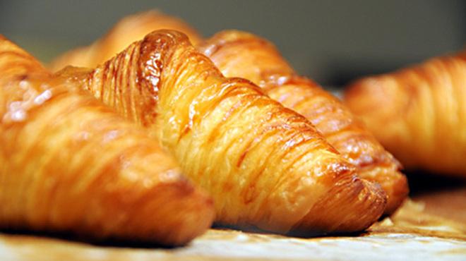 ラトリエ・デュ・パン - 料理写真:クロワッサン