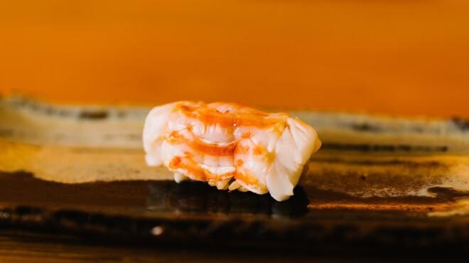 鮨処 石ばし - 料理写真: