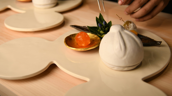 別邸 なかたけ 縁(BETTEI NAKATAKE ENISHI) - 千種(割烹・小料理)の写真1