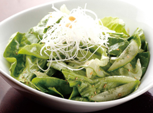 美食焼肉トラジ 葉菜 - 料理写真:サラダ