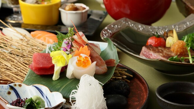 藤さわ - 料理写真:月会席(10月・11月)