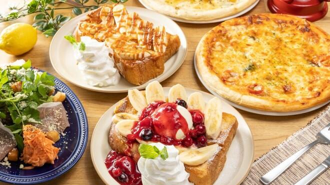 ELOISE's Cafe - メイン写真: