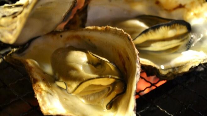 喜多よし - 料理写真:広島産 焼きがき  蒸しかきもあります。 1ヶ480円