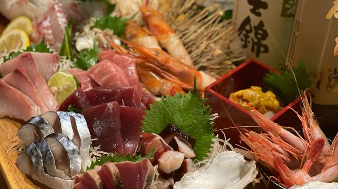 天ぷら 魚 串焼き大衆酒場だんだん - メイン写真: