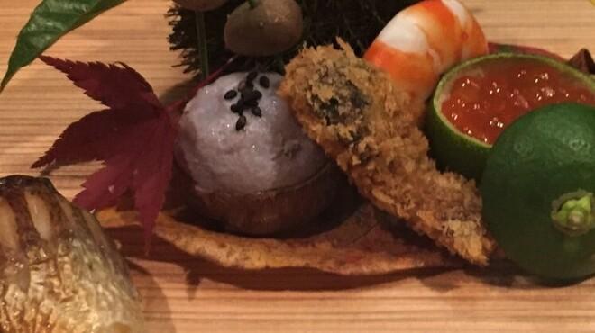 猿のしっぽ - 料理写真:秋会席コース