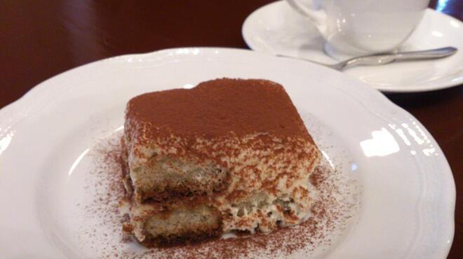ピッツェリア クラフト - 料理写真:ティラミス
