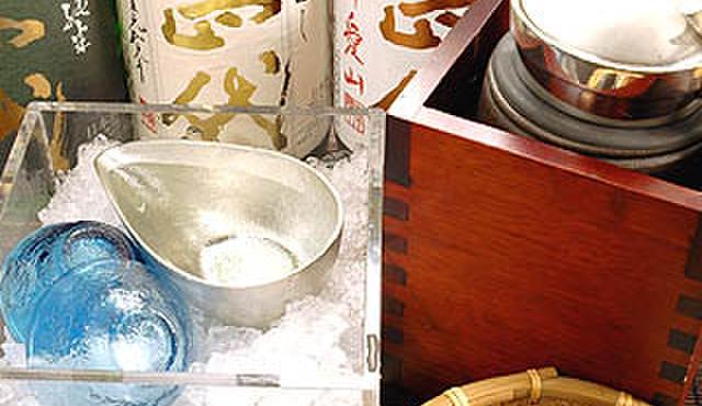 折おり - 料理写真:錫のチロリでどうぞ!