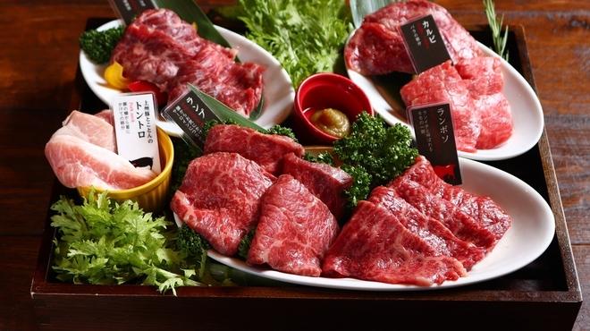 焼肉ビストロ 牛印 - メイン写真: