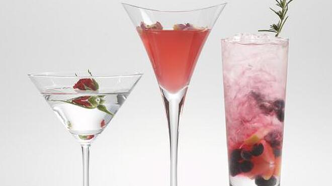ステラガーデン - 料理写真:季節の素材を使ってグラスに表現します