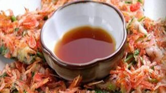 チャムナム家 - 料理写真:特製海鮮チヂミ