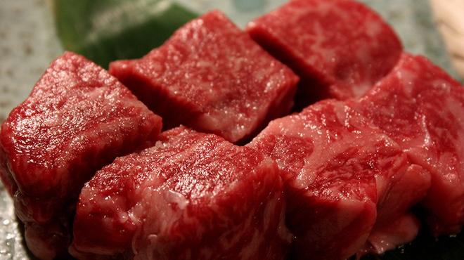 江戸肉割烹 ささや - 料理写真:和牛リブロース【A4】