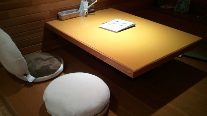 たまごカフェ - 内観写真:店内2階座敷席