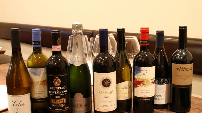 アンティカブラチェリアベッリターリア - 料理写真:イタリアワイン