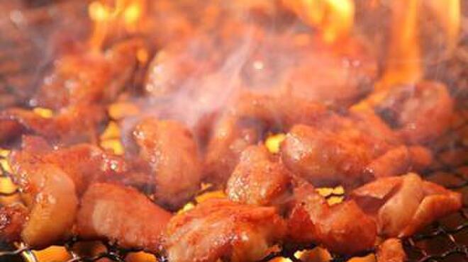 尾毛多セコ代 - 料理写真:尾毛多といえば炭火焼の味噌とんちゃん