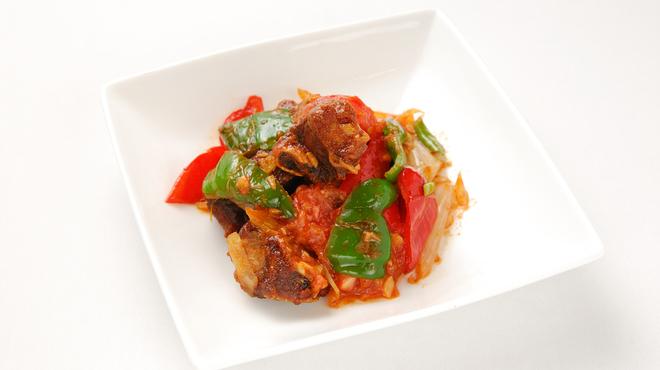 カンティプール - 料理写真:カランクルサニ