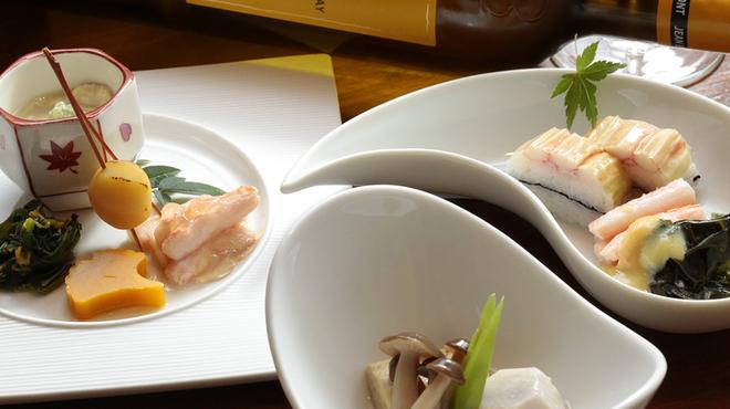 味工房 まつしま - 料理写真:京仕立ての日本料理をじっくり味わえる人気のコース