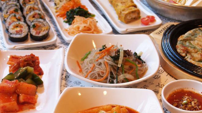 チョンケグリ - 料理写真:宴会フリープラン(飲み放題付き) お好きなメニュー8品選べるプラン