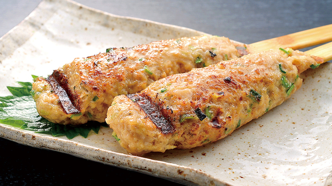 鶏ひげ - 料理写真:フワトロのつくねは当店自慢の一品! まずは食べてみて下さい!