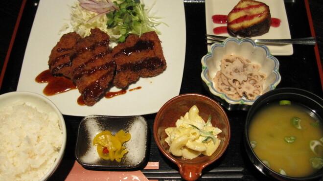 九州居酒屋 克 - 料理写真:<ランチメニュー> 克膳 880円