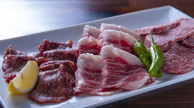 桜屋 - 料理写真:厳選食材