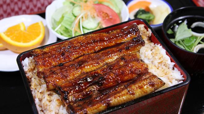 コジマヤ - 料理写真:うな重 松